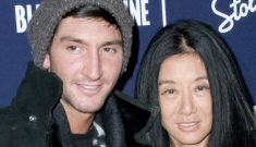 Did designer Vera Wang dump her husband of 23 years for an Olympian boy-toy?!