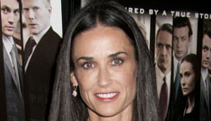 "Demi Moore's daughters ""need space from the drama"" aren't getting restraining order"
