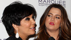 Kris Jenner co-opts Khloe's idea for a talk show, will co-host a talk show on E!