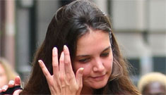 Scientologists say that Katie Holmes' indoctrination went against their religion