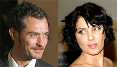 Are Jude Law and Sadie Frost reconciling?