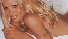 Pamela Anderson backed out of getting a Kid Rock tattoo (update)