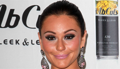 J-Woww, 26, can barely move her face: too much botox and fillers?