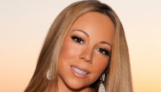 Mariah Carey's first promotional pic for 'Idol': the funniest photo of the week?