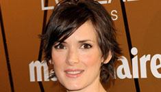 Winona Ryder embroiled in missing diamonds fiasco