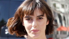 "Ali Lohan, 18, is going to live in South Korea for a while to be a ""model"""