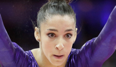 """Aly Raisman's parents are the best part of the Olympics"" links"