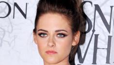 Kristen Stewart & Rob Pattinson will fight each other for custody of Bear the dog