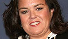 """Of course Rosie is apologizing """"for real"""" now"""