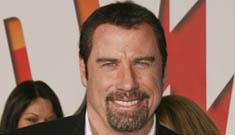"John Travolta: ""I gave Tom Hanks and Richard Gere a career"""