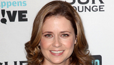 Jenna Fischer lost the baby weight over 10 months       without a chef or a nanny
