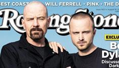 Bryan Cranston & Aaron Paul cover Rolling Stone; Aaron   had a meth addict gf