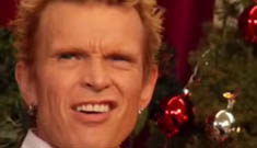 Look who's got a Christmas album: Billy Idol!