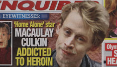 Enquirer challenges Macaulay Culkin to a drug test, names their source