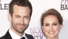 Natalie Portman & Benjamin Millepied were married in a traditional Jewish ceremony