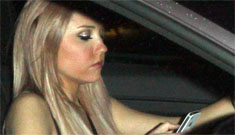 Amanda Bynes rear ended a car to make her third hit and run: she was a 'hot mess'