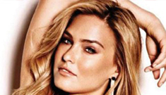 "Bar Refaeli covers Maxim, loves to eat: ""That's one of the best things in life"""