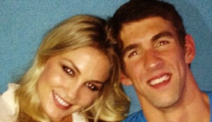 Michael Phelps is dating model/waitress Megan Rossee: is she using him?