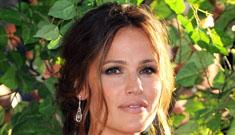 Jennifer Garner in draped Lanvin at 'Timothy Green' premiere: gorgeous, elegant?