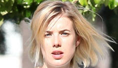 Agyness Deyn just now realized new hubby Giovanni Ribisi is hardcore CO$