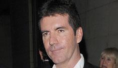 Simon Cowell still has a big ego; his car was bugged