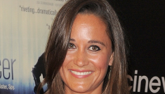 Pippa Middleton in an Alice By Temperley LBD in London: awful or cute?