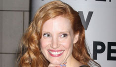 Jessica Chastain has a full head of hair again: disappointing or pretty?