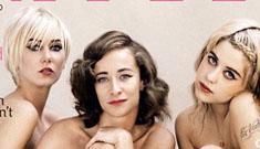"""Kimberly Stewart & Peaches Geldof nude in Tatler"" morning links"
