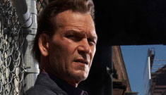 Patrick Swayze says that reports of his dire condition are untrue