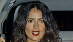 Halle Berry brings in Salma Hayek as an expert witness in her custody case