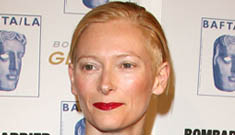 Tilda Swinton says the live-in father of her twins has a new girlfriend
