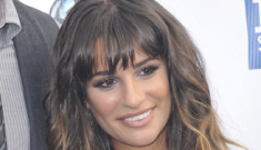 Lea Michele in ruffled Armani at the Do Something Awards: cute or try-hard?