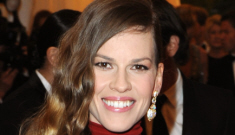 Hilary Swank splits with John Campisi, her boyfriend of 5-plus years