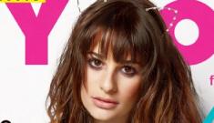 Lea Michele covers Nylon, talks diva rumors: 'I'm really proud of who I am'