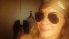 LeAnn Rimes celebrates her early birthday with tequila & bikinis, like always