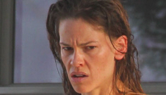 Hilary Swank upset because her ex wouldn't marry her after he dumped his wife