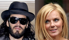 "Russell Brand & Geri Halliwell are enjoying a ""very serious romance"": great couple?"