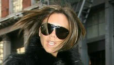 Victoria Beckham reminds us that she doesn't eat chocolate