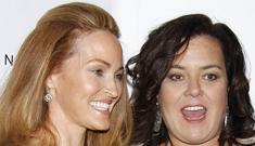 Rosie O'Donnell's prenup w/ Michelle Rounds, if she cheats, she gets zero: fair?