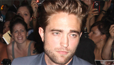 Robert Pattinson & Katy Perry went on a 'touchy-feely'   dinner date in LA