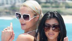 """Kim Kardashian says there's no sex tape"" Links"