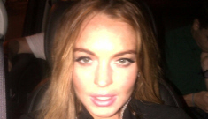 Lindsay Lohan believes that Lifetime should have paid her crazy Marmont bill