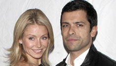 Kelly Ripa and Mark Conseulos says their marriage is fine