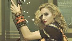 Madonna's Louis Vuitton ads