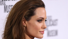 Angelina Jolie hates that her daughters listen to old-school Madonna
