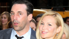 Did Will Ferrell save Jon Hamm & Jennifer Westfeldt's relationship?  The hell?