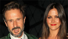 Courteney Cox can't stand David Arquette's gf, doesn't want her around their kid