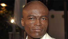 Seal says he & Heidi Klum split because she was banging her bodyguard