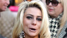 """Courtney Stodden rejected by Playboy for being too """"enhanced"""" at 18"""