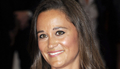 Is Pippa Middleton trying to get on Chelsea Handler's boyfriend, Andre Balazs?